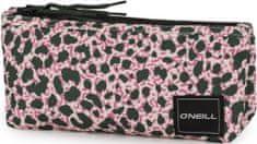 O'Neill peresnica, 8 x 23 x 8 cm, mala, prazna, leopard, roza
