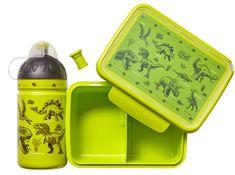 Zdravá lahev SETT dinoszauruszok