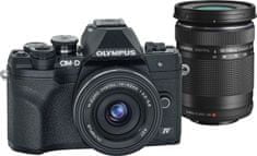 Olympus E-M10 Mark IV + 14-42 EZ + 40-150 Black