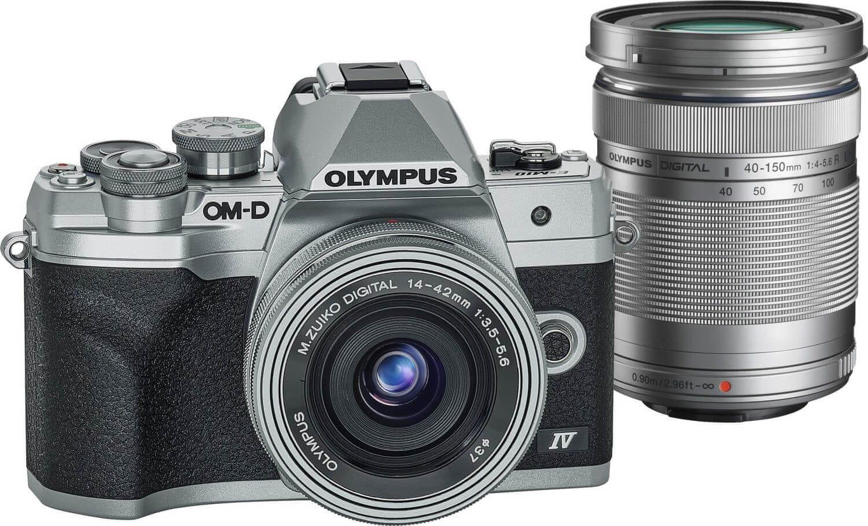 Olympus E-M10 Mark IV + 14-42 EZ + 40-150
