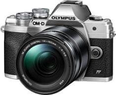 Olympus E-M10 Mark IV + 14-150 Silver/Black