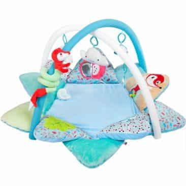 Carero Luxusní hrací deka s melodií PlayTo Fox