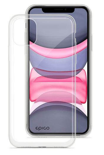 "EPICO Twiggy Gloss Case iPhone 12 Mini (5,4"") - bílý transparentní 49910101000002"
