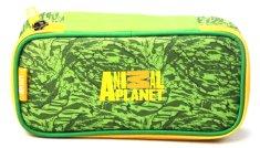Animal Planet peresnica, 10 x 20 x 5 cm, prazna, zelena, T-rex