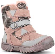 Primigi dekliška zimska obutev 6436211, 33, svetlo roza