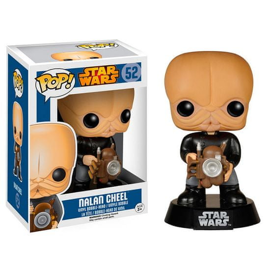 Funko POP! Star Wars figurica, Nalan Cheel #52