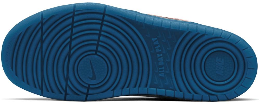 Nike dětská obuv Court Borough Low 2 BQ5451-009 30, šedá