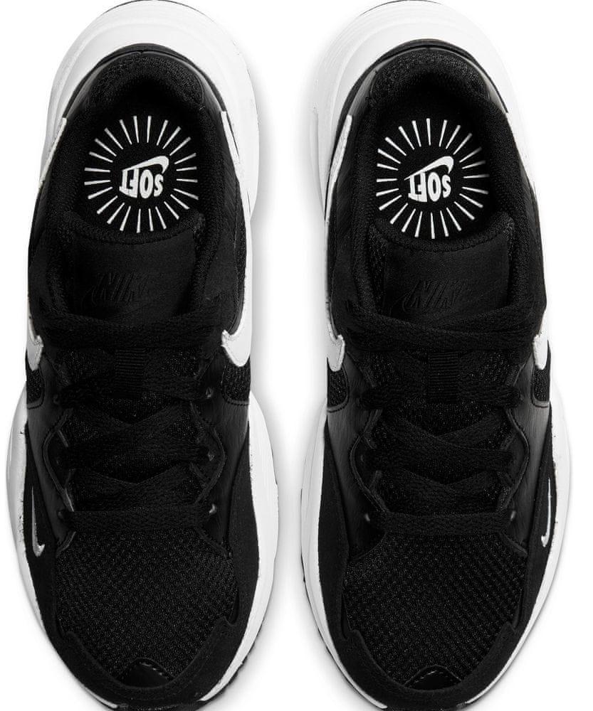 Nike dětská obuv Air Max Fusion CJ3824-002 36,5, černá
