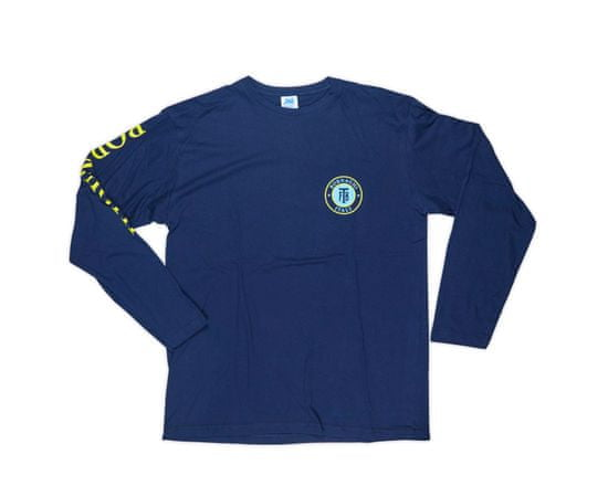 Bornaghi BGH 200, Tričko střelecké s dlouhým rukávem, logo BGH - tmavě modré, Bornaghi Velikost: XL