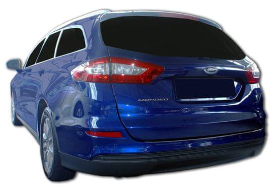Croni Nerezový kryt náraznika Ford Mondeo IV FL kombi 2010-2013