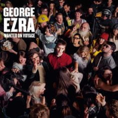Ezra George: Wanted On Voyage - LP+CD
