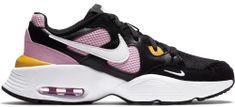 Nike buty dziewczęce Air Max Fusion CJ3824-004 35.5, czarne