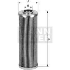 Mann Filter Olejový filtr HD 612/1