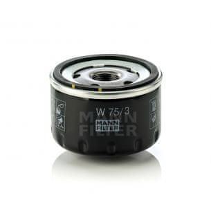 Mann Filter Olejový filtr W 75/3
