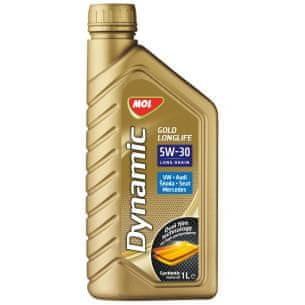 Mol Dynamic Gold Longlife 5W-30 (1 l)