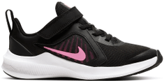 Nike lány cipő Downshifter 10 CJ2067-002 28, fekete