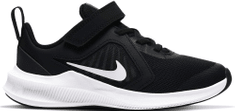 Nike CJ2067-004 Downshifter 10 otroške superge, črne, 28