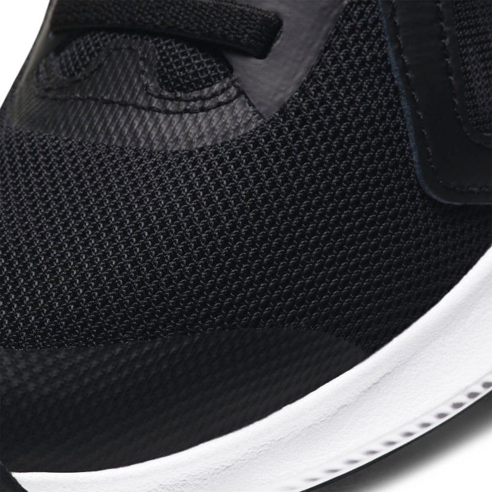 Nike dětská obuv Downshifter 10 CJ2067-004 28, černá