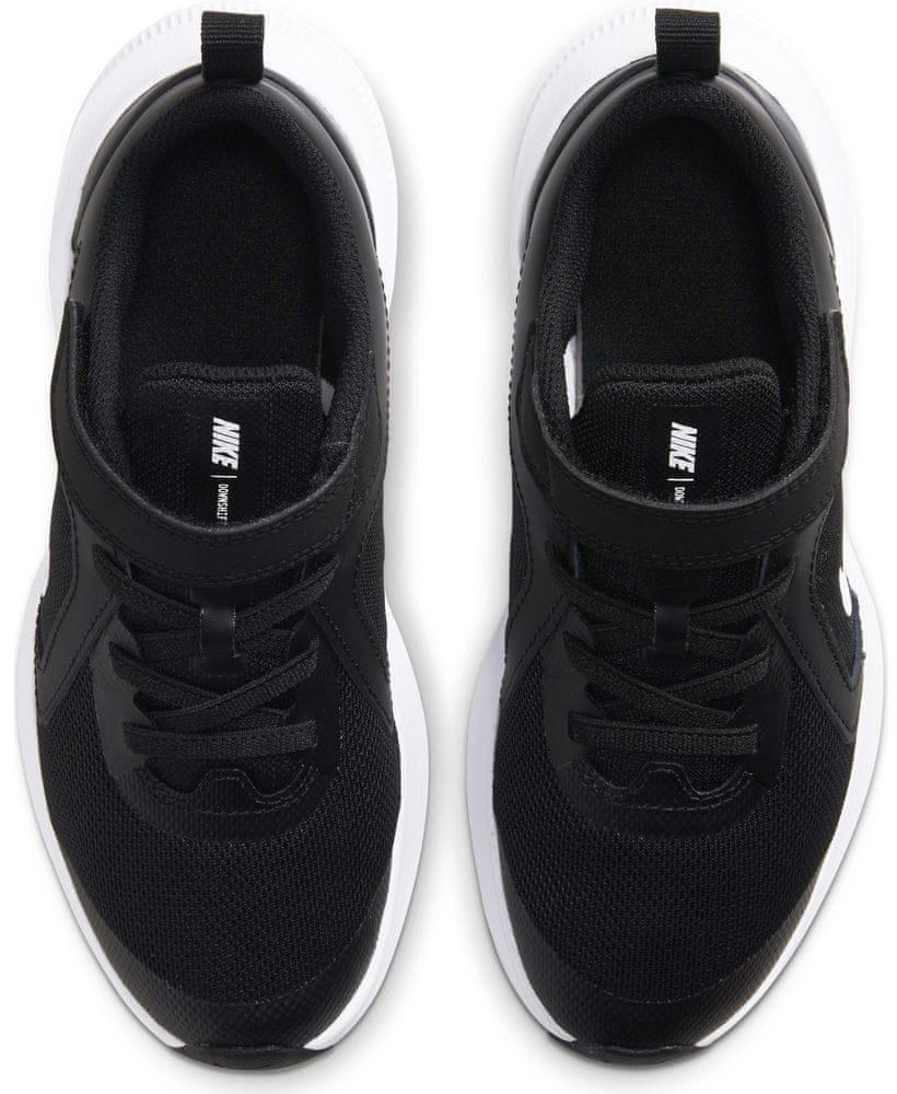 Nike dětská obuv Downshifter 10 CJ2067-004 30, černá