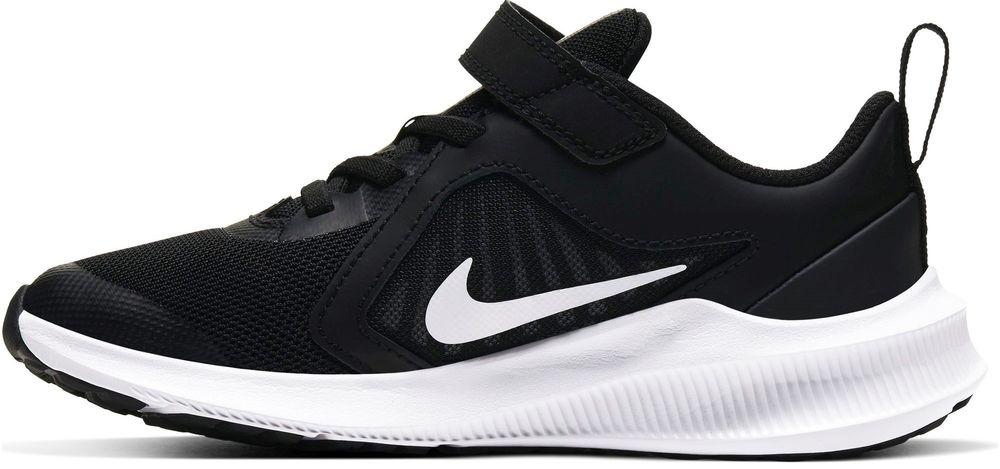 Nike dětská obuv Downshifter 10 CJ2067-004 34, černá