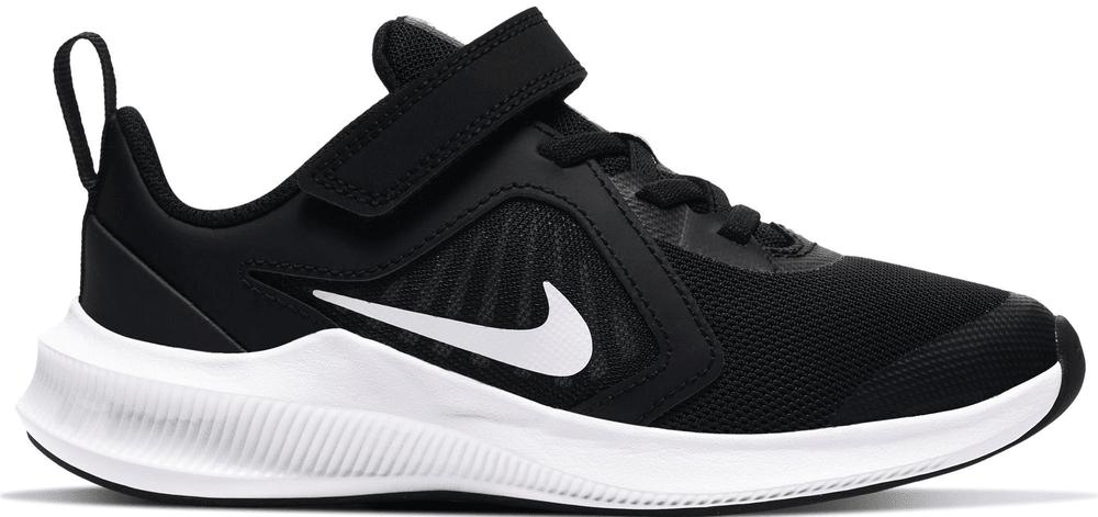 Nike dětská obuv Downshifter 10 CJ2067-004 35, černá