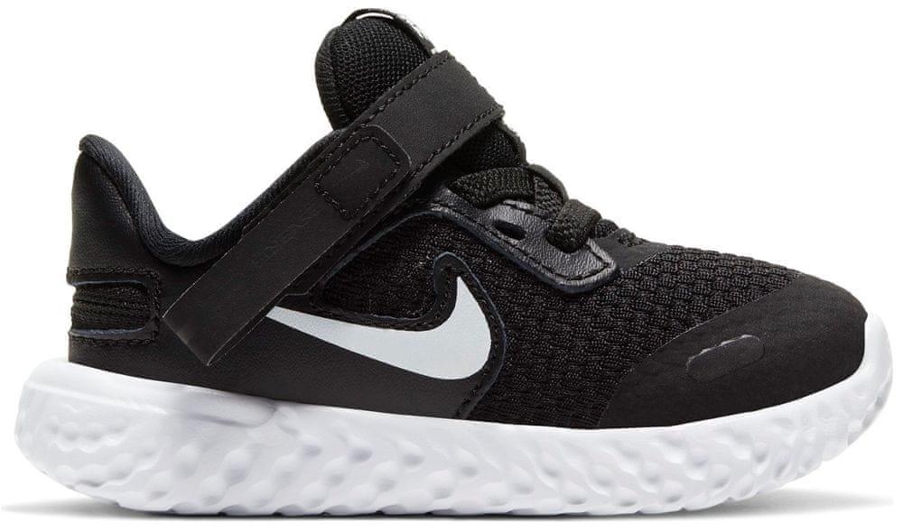 Nike dětská obuv Nike Revolution 5 FlyEase CQ4651-004 23,5, černá
