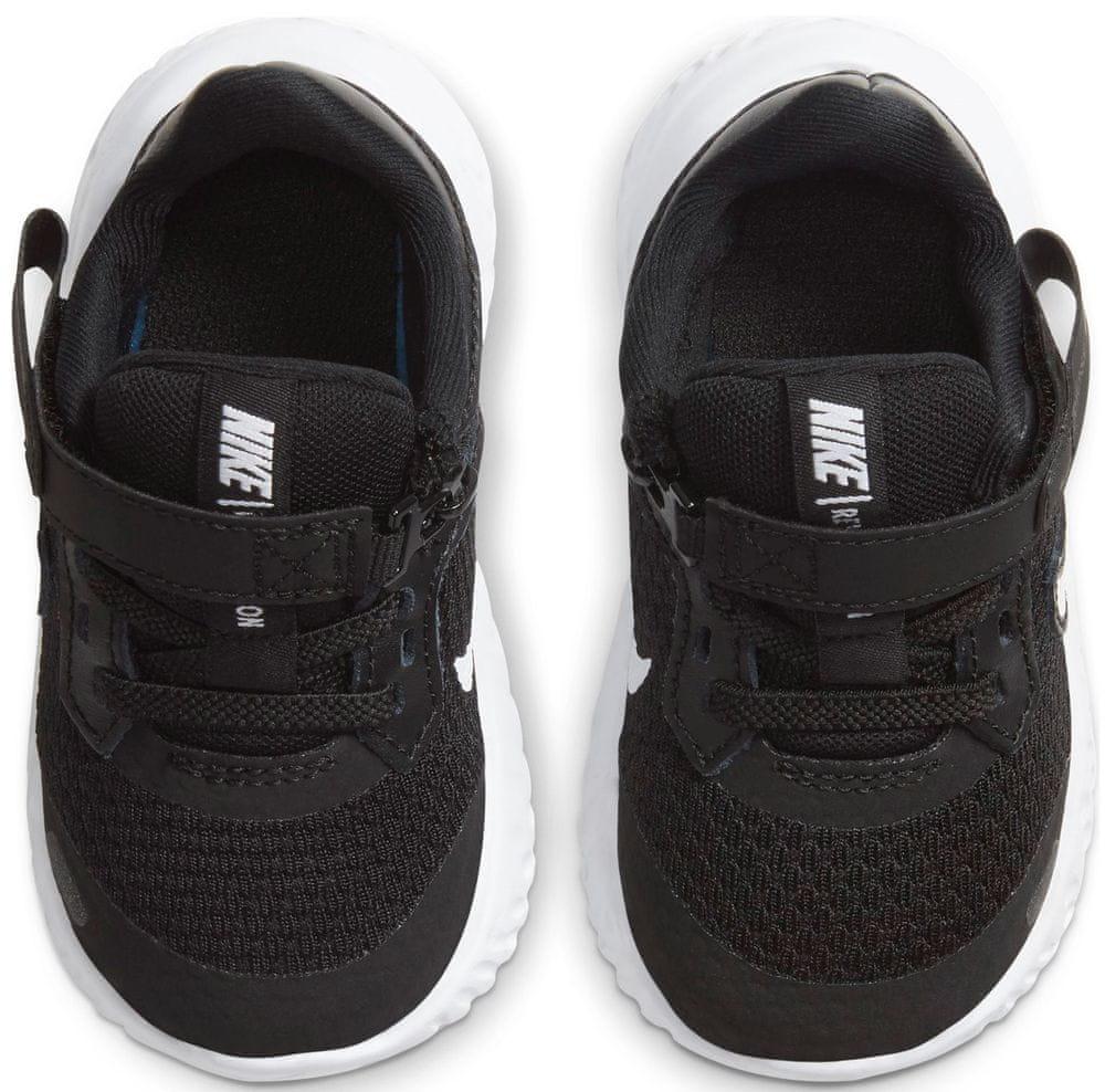 Nike dětská obuv Nike Revolution 5 FlyEase CQ4651-004 26, černá