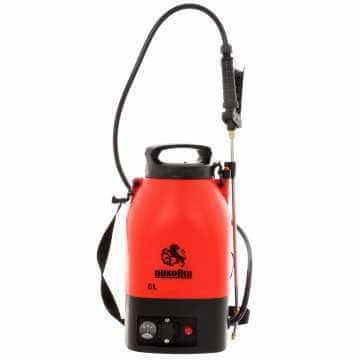 Ausonia baterijska škropilnica, 6 l (38023) - Odprta embalaža