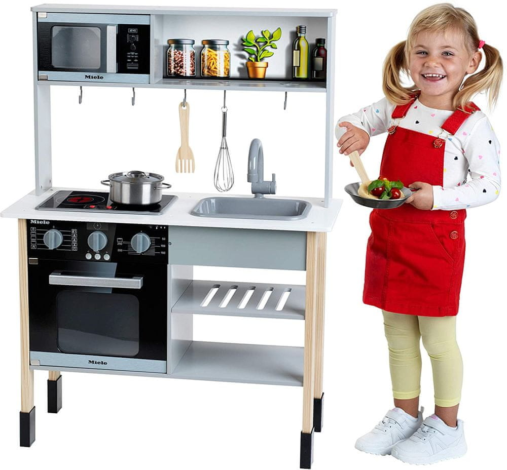 Klein Kuchyňka Miele bílá