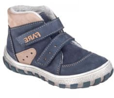 Fare 2141202 Gyermek téli bokacipő, 19, kék