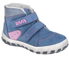 Fare 2141251 Gyermek téli bokacipő, 20, kék