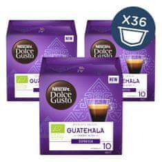 NESCAFÉ Dolce Gusto® kapsułki kawy Guatemala Espresso 3 opakowania
