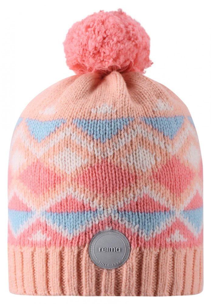 Reima dívčí čepice Lumes 48 - 50 růžová