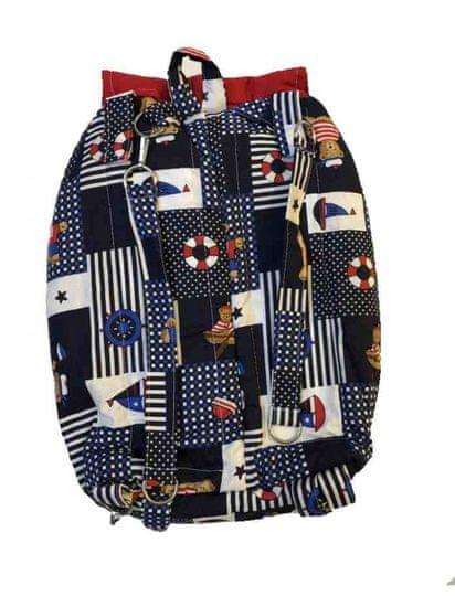 Jaku taška na kolečkách