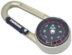Munkees Karabina s kompasem a teploměrem
