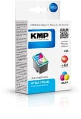 KMP HP 343 (HP C8766, HP C8766EE) barevný inkoust pro tiskárny HP