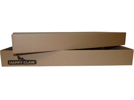 HappyClaw Škrabadlo XL - 56x30x7 cm