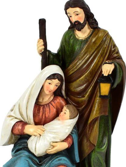 DUE ESSE Božićna scena iz Betlehema, 20,5 cm