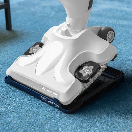 Rowenta Clean&Steam Revolution RY7757WH sesalnik