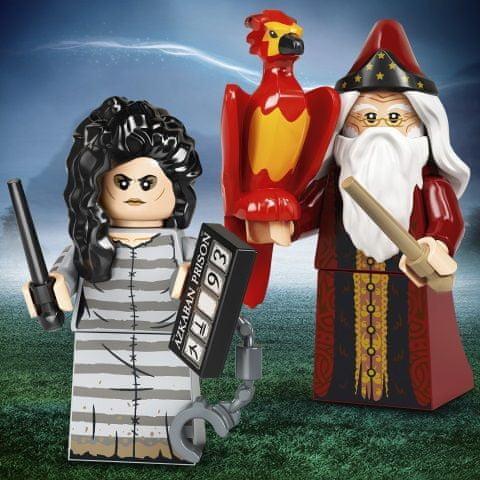 LEGO Minifigurky 71028 Harry Potter™ – 2.série