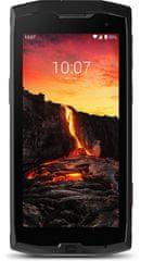 Crosscall Core-M4 mobilni telefon, črn + DARILO: X-Memory adapter za MicroSD kartico