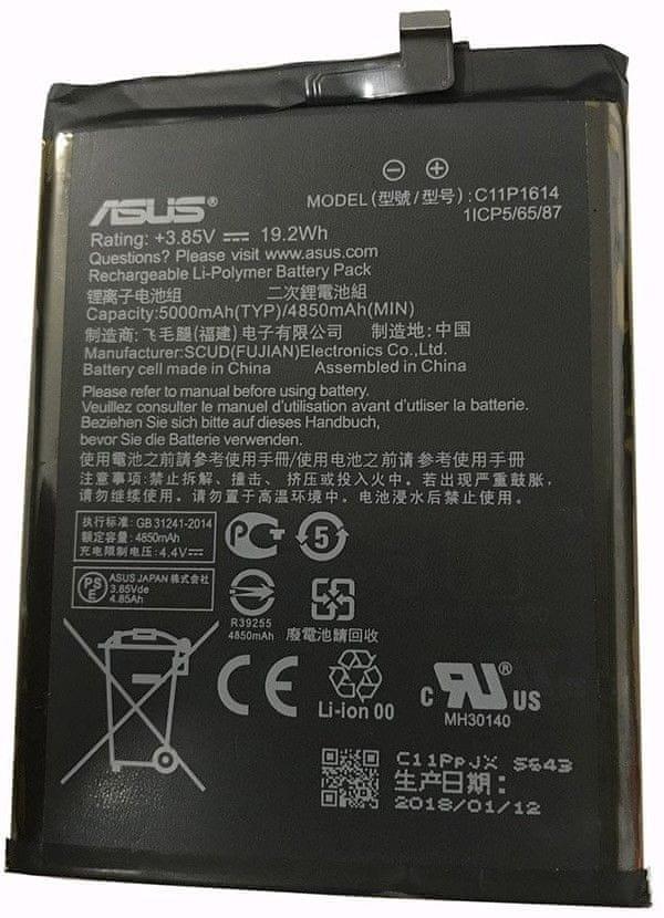 Asus C11P1614 Original Baterie 5000mAh Li-Pol (Bulk) 2441295