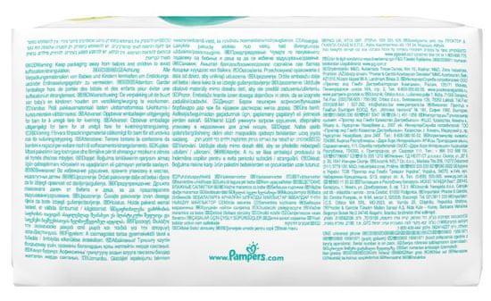Pampers otroški čistilni robčki Coconut Pure 3x, 42 kosov