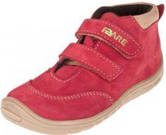 Fare bare dívčí celoroční obuv 5121243 23, červená