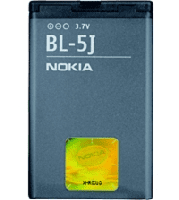 Nokia BL-5J Nokia baterie 1430mAh Li-Ion (Bulk) 1154
