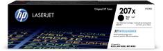 HP 207X, černá (W2210X)