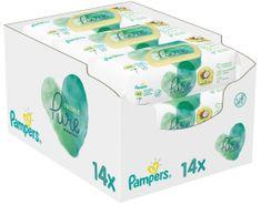 Pampers Gyerek Nedves Törlőkendő Coconut Pure 14x 42 db