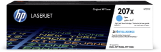 HP 207X, azurová (W2211X)