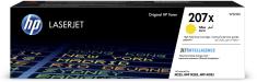 HP 207X Laser Toner za Color Laserjet M255, rumen
