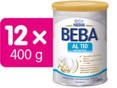BEBA AL 110 Lactose free 12x 400 g